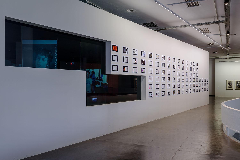 Obra de Lyle Ashton Harris na 32a Bienal de São Paulo. São Paulo, 13/09/2016. © Leo Eloy/ Estúdio Garagem/ Fundação Bienal de São Paulo.