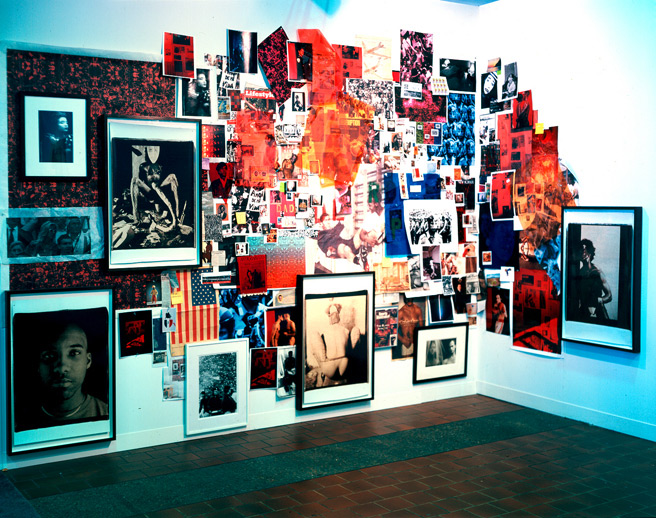 Blow Up II (Armory), 2005