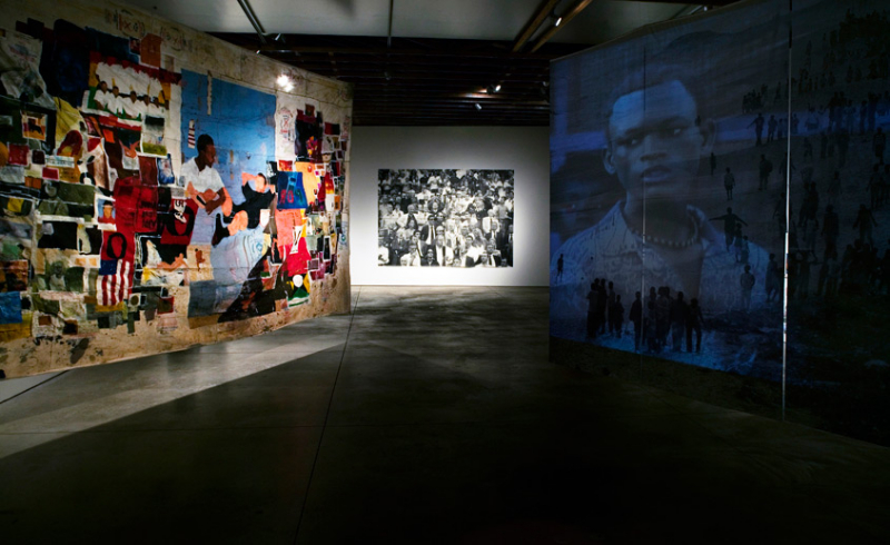 Installation view, Scottsdale Museum of Contemporary Art, 2008