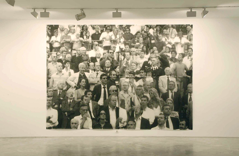 Untitled (Bourgeoisie), 2006 Exhibited at the 52nd Venice Biennale