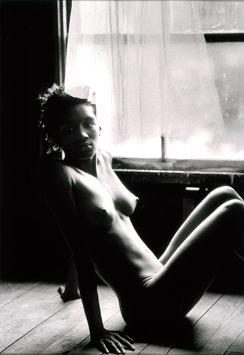 Stacey at Window, 1987-1988