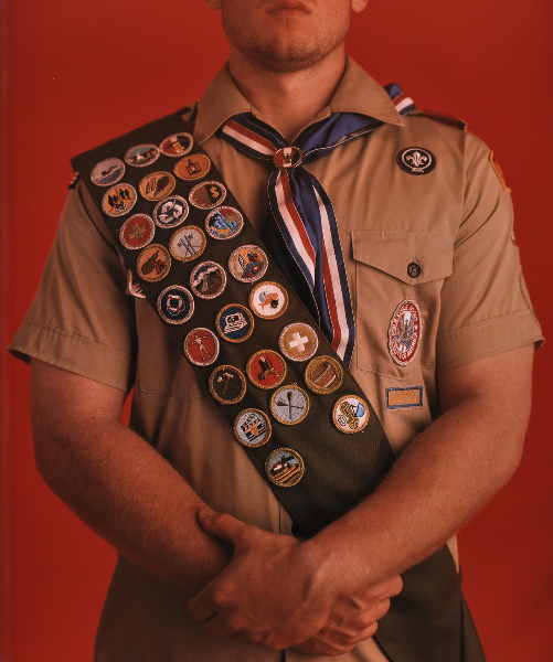 Boy Scout, 1999 for Newsweek