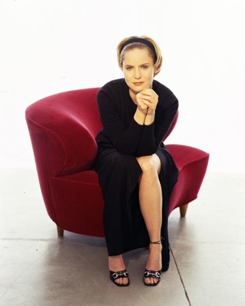 Jennifer Jason Leigh, actor For The New York Times Magazine, 17 Mar. 1996