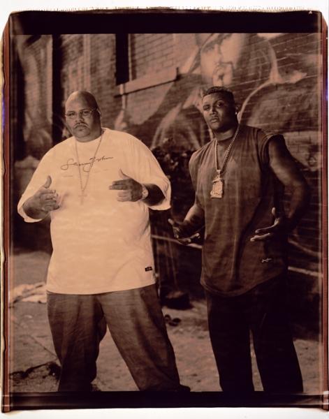 Fat Joe and Cuban Link, musicians