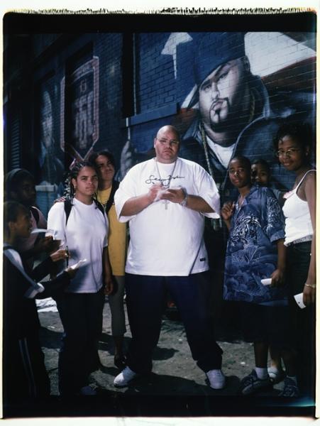 Fat Joe, musician For Vibe, Sept. 2000