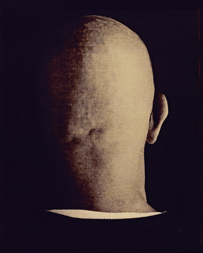 Untitled (Back #2 Chuck), 1998