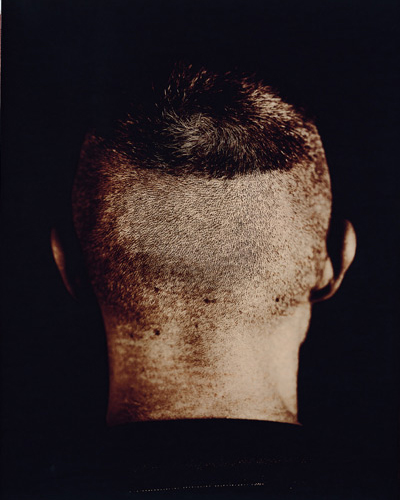 Untitled (Back #112 Kevin), 2004