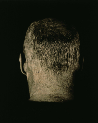 Untitled (Back #134 Jim), 2004