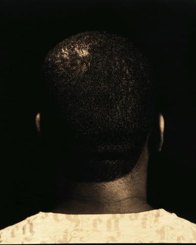 Untitled (Back #170 Kehinde), 2006