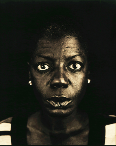 Untitled (Face #171 Thelma), 2006