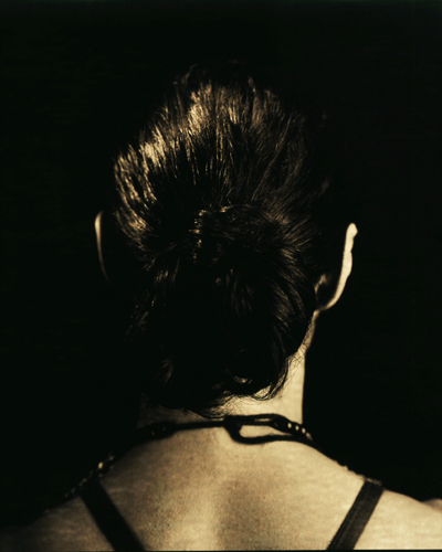 Untitled (Back #176 Shirin), 2006