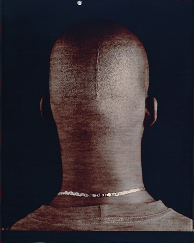 Untitled (Face #17 Mystery), 1998