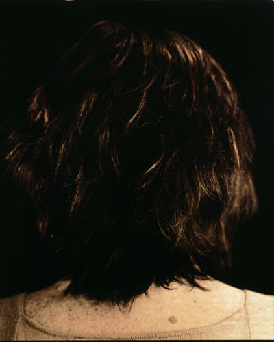 Untitled (Back #184 Marilyn), 2007