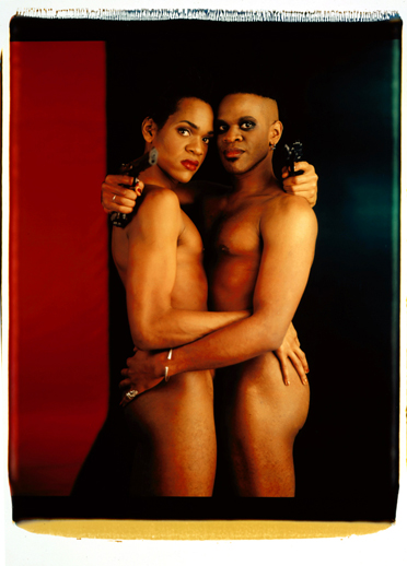 Brotherhood, Crossroads and Etcetera #3 [in collaboration with Thomas Allen Harris], 1994
