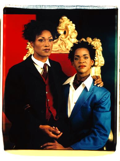 Sisterhood [in collaboration with Iké Udé], 1994