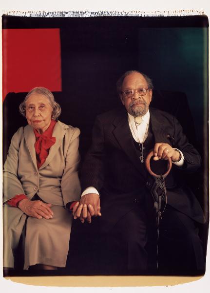 Empress, Emperor and Staff, 1994