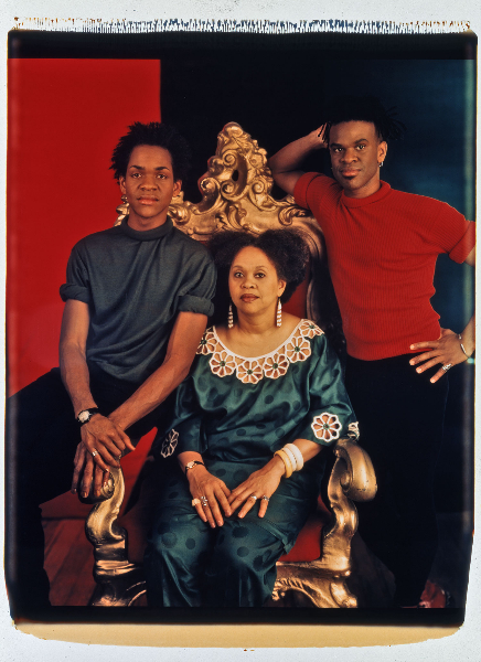 Mother and Sons, 1994